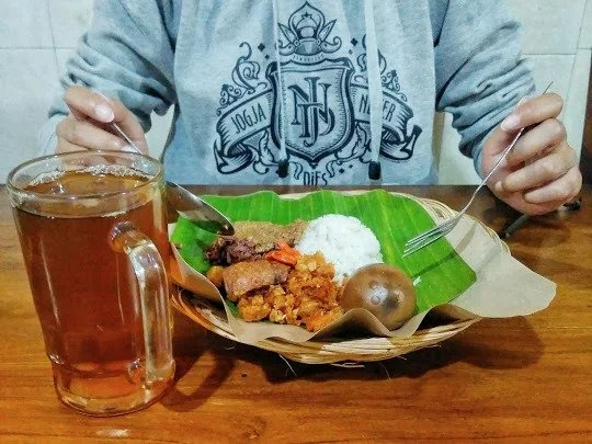 Gudeg Jogja | Yogyakarta Night Walking and Food Tours